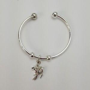 BULL RIDER PENDANT bracelet